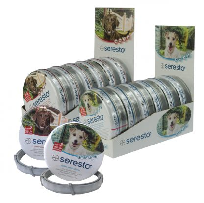 56 g vlooien-/tekenband hond tot 8 kg